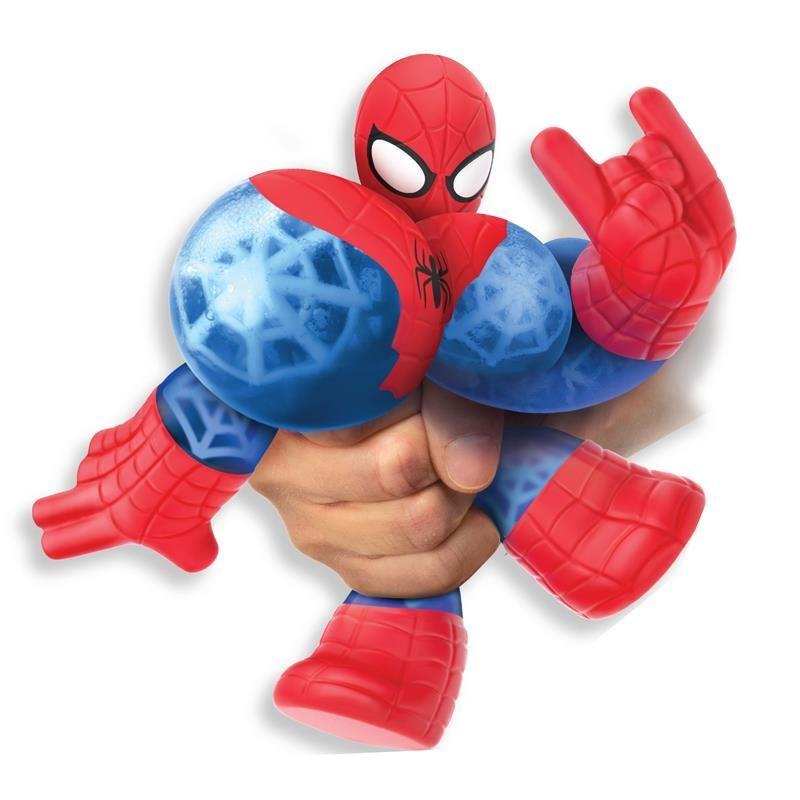 41038 HEROES OF GOO JIT ZU MARVEL SUPERHEROES SPIDER-MAN LSS (Copy)