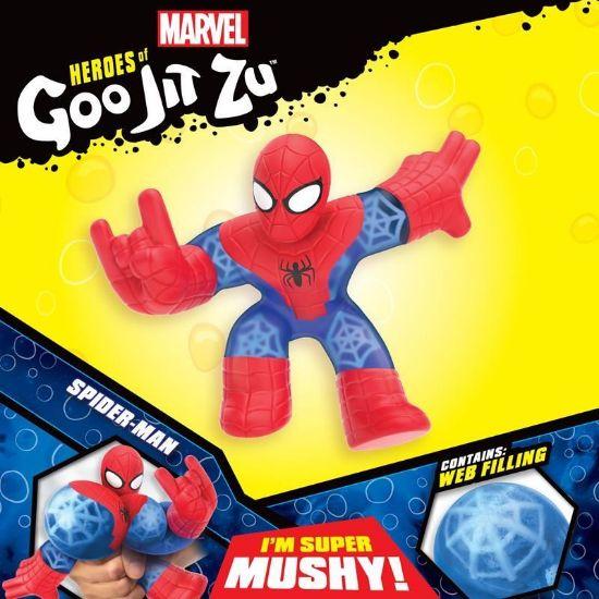 41038 HEROES OF GOO JIT ZU MARVEL SUPERHEROES SPIDER-MAN FPS (Copy)