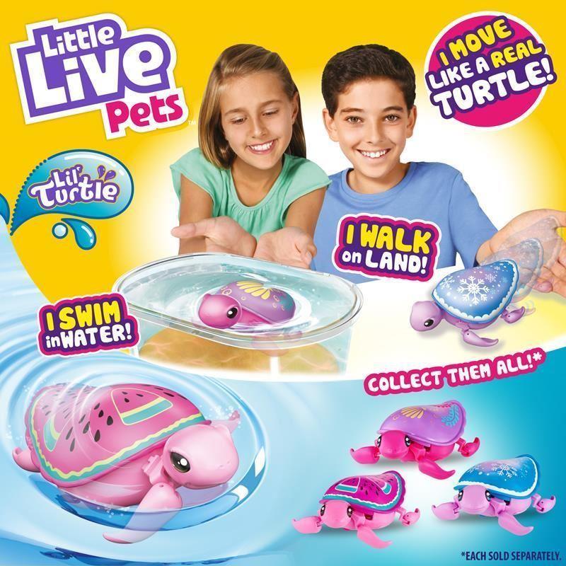26204 LITTLE LIVE PETS LIL TURTLE S7 FPS (Copy)