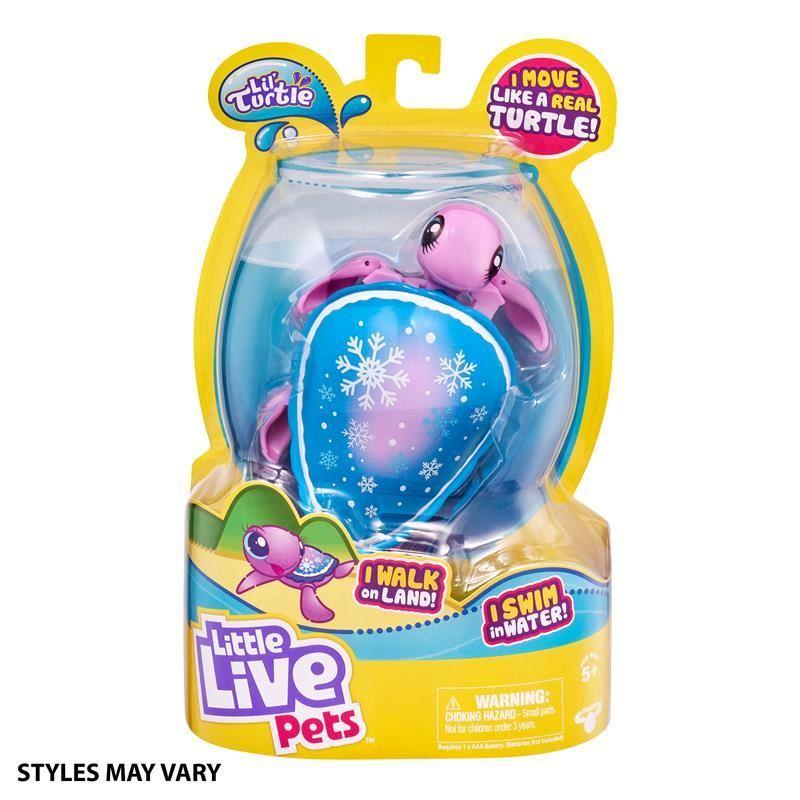 26204 LITTLE LIVE PETS LIL TURTLE S7 SNOWBREEZE FBS (Copy)