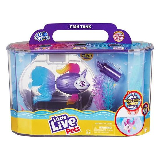 26164 LITTLE LIVE PETS DIPPERS PLAYSET S1 FBS2 (Copy)