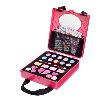 07313 SHIMMER 'N' SPARKLE INSTA GLAM - BEAUTY MAKEUP TOTE CPS (Copy)