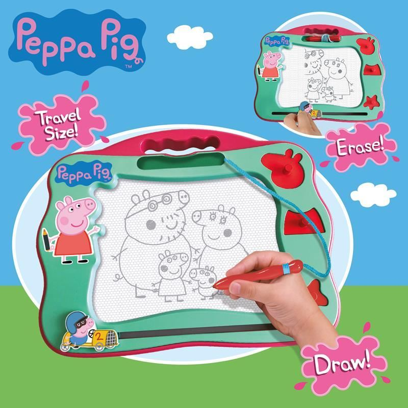 07218 Peppa Pig Travel Magnetic Scribbler FPS (Copy)