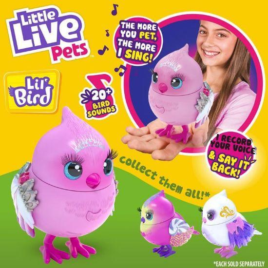 26027 LITTLE LIVE PETS LIL BIRD S10 TIARA TWEETS FPS (Copy)