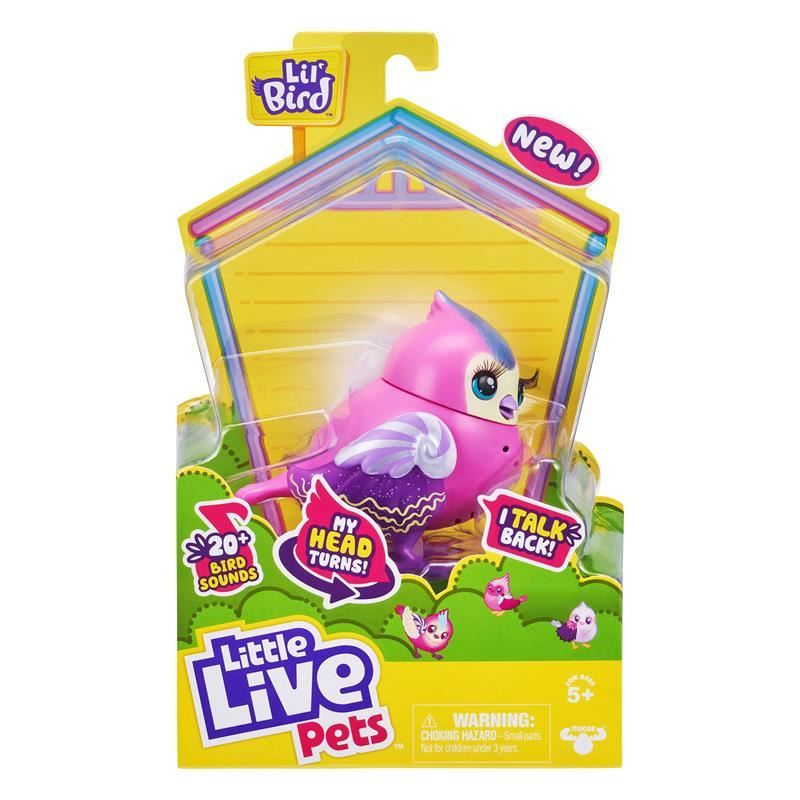 26027 LITTLE LIVE PETS LIL BIRD S10 CANDI SWEET FBS (Copy)
