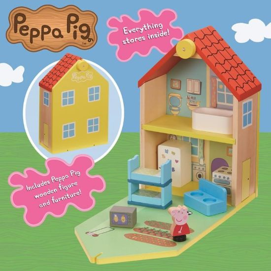 07213 Peppa Pig Family Home FPS (Copy)