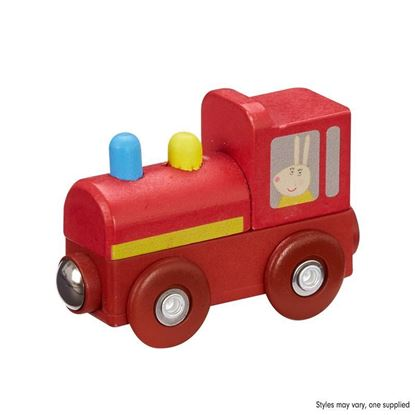 07215 Peppa Pig Wooden Mini Vehicles CPS3 (Copy)