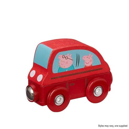 07215 Peppa Pig Wooden Mini Vehicles CPS5 (Copy)