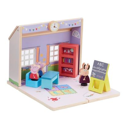 07212 Peppa Pig Wooden Schoolhouse CPS (Copy)