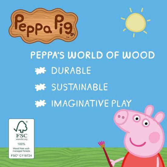 07212 Peppa Pig Wooden Schoolhouse IS (Copy)