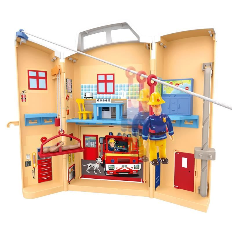 07200 Fireman Sam Rescue Centre FPS3 (Copy)