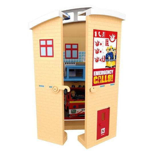 07200 Fireman Sam Rescue Centre CPS2 (Copy)