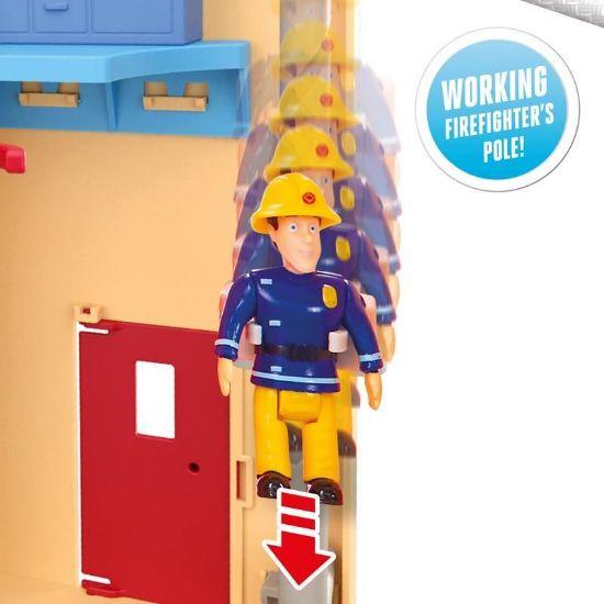 07200 Fireman Sam Rescue Centre IS2 (Copy)