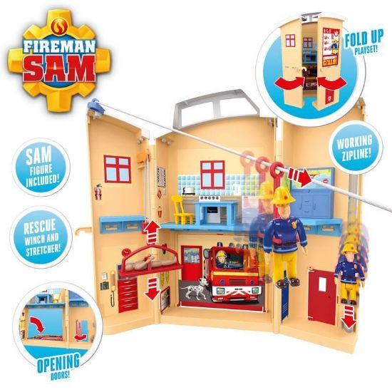 07200 Fireman Sam Rescue Centre FPS (Copy)