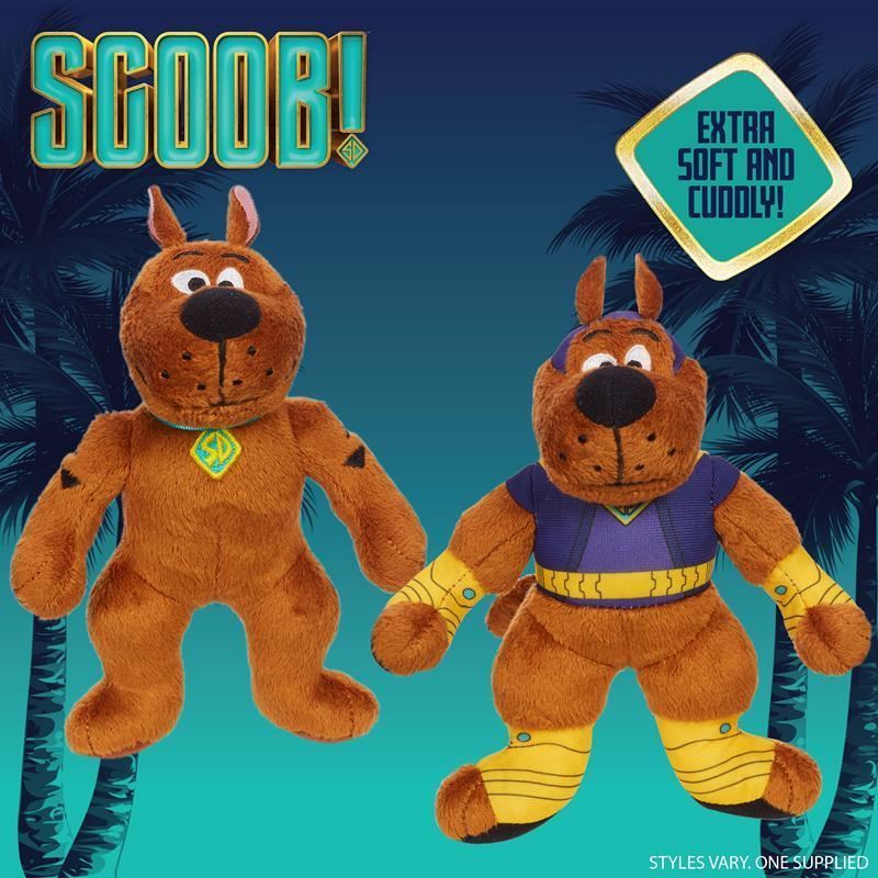 07192 SCOOB SUPERSOFT COLLECTABLES FPS (Copy)