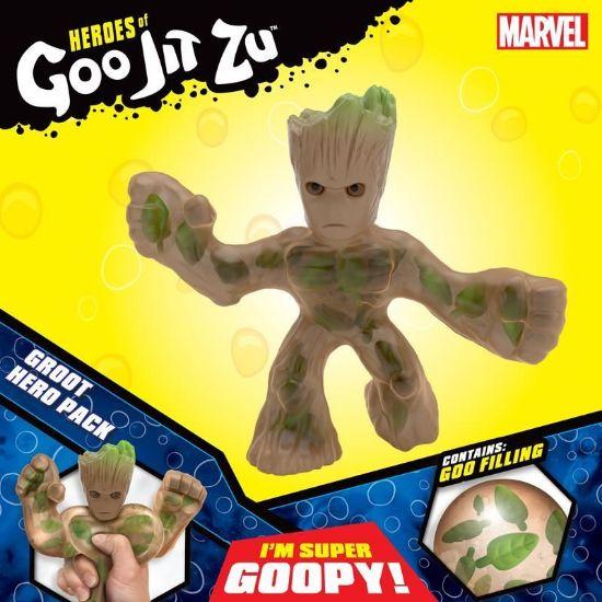 41080 HEROES OF GOO JIT ZU MARVEL SUPERHEROES S2 GROOT FPS (Copy)