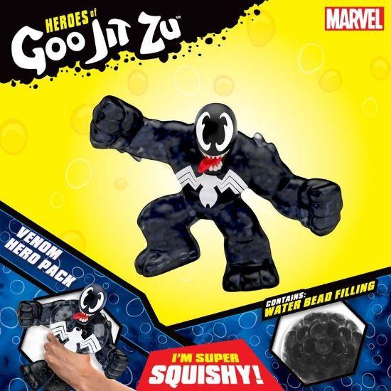 41080 HEROES OF GOO JIT ZU MARVEL SUPERHEROES S2 VENOM FPS (Copy)