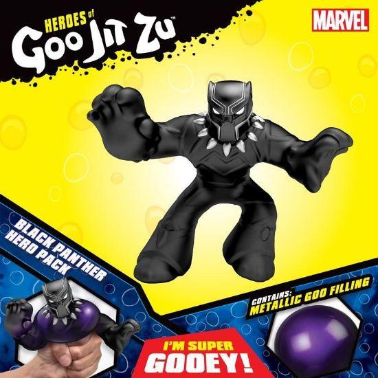 41080 HEROES OF GOO JIT ZU MARVEL SUPERHEROES S2 BLACK PANTHER FPS (Copy)