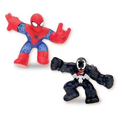 41146 HEROES OF GOO JIT ZU MARVEL VERSUS PACK SPIDER MAN VS VENOM CPS3 (Copy)