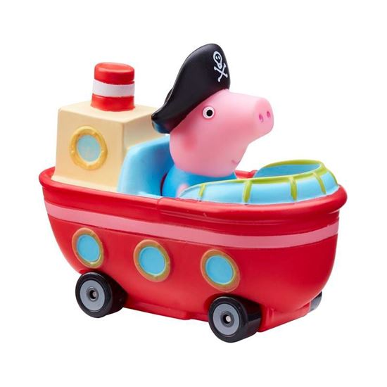 96617 PEPPA PIGS MINI BUGGY (4 ASST) George and Boat CPS (Copy)