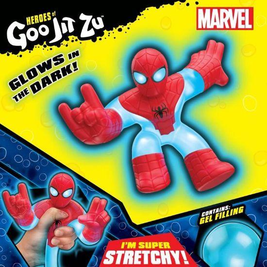 41226 HEROES OF GOO JIT ZU MARVEL SUPERHEROES S2 RADIOACTIVE SPIDERMAN FPS (Copy)