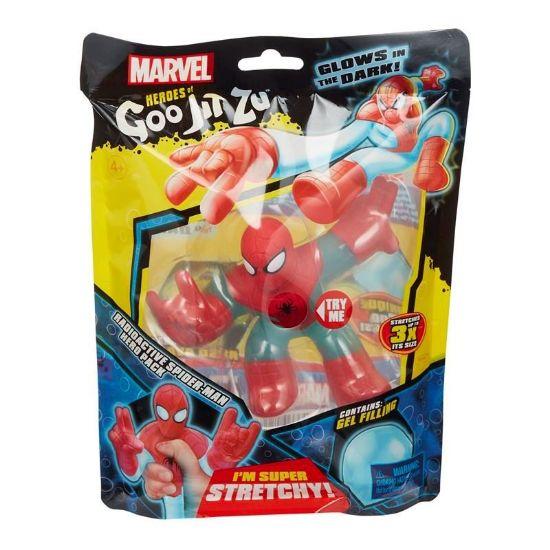 41226 HEROES OF GOO JIT ZU MARVEL SUPERHEROES S2 RADIOACTIVE SPIDERMAN FBS (Copy)