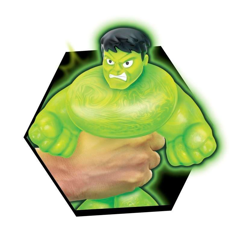 41227 HEROES OF GOO JIT ZU MARVEL SUPERHEROES S2 GAMMA GLOW HULK LSS (Copy)