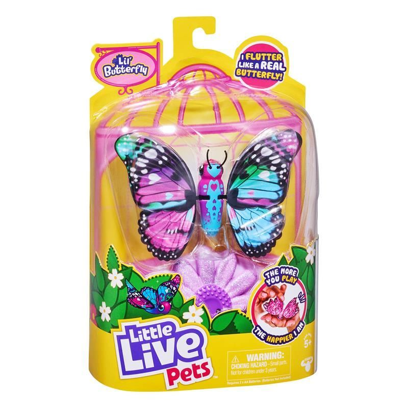 26228 LITTLE LIVE PETS LIL BUTTERFLY S4 RARE_WINGS ABS2 (Copy)