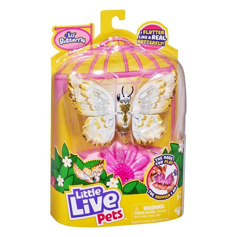 26228 LITTLE LIVE PETS LIL BUTTERFLY S4 ANGELIC WINGS ABS2 (Copy)