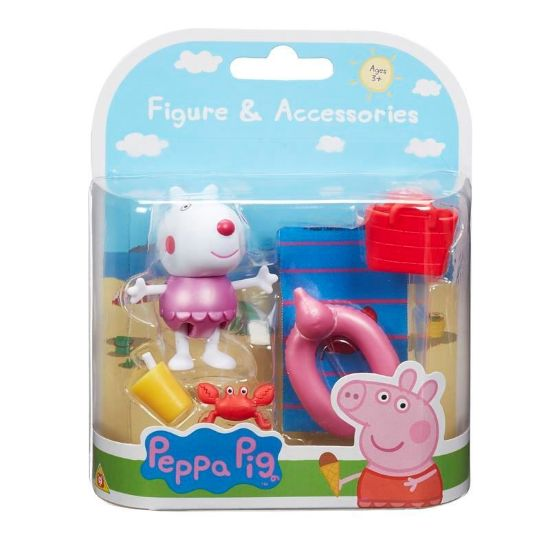 07329 PEPPA PIGS FIGURE AND ACCESSORIES PACK - BEACH THEME FBS (Copy)