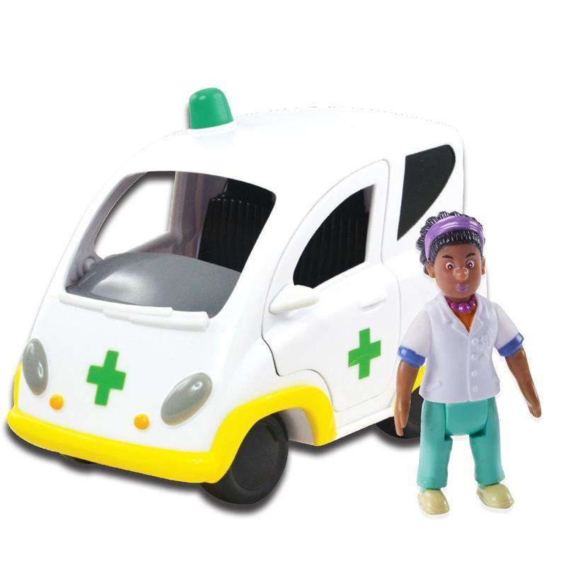05506 FIREMAN SAM VEHICLES Ambulance CPS (Copy)