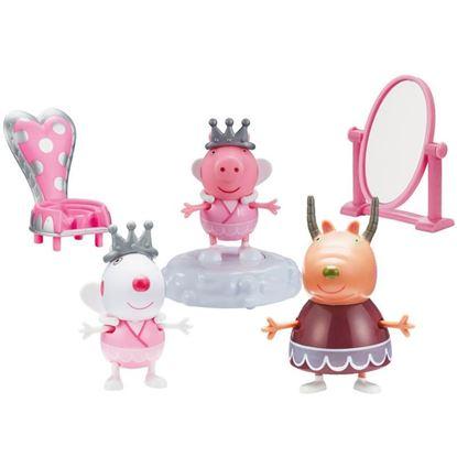 07350 Peppa Pig Beautiful Ballet set CPS (Copy)