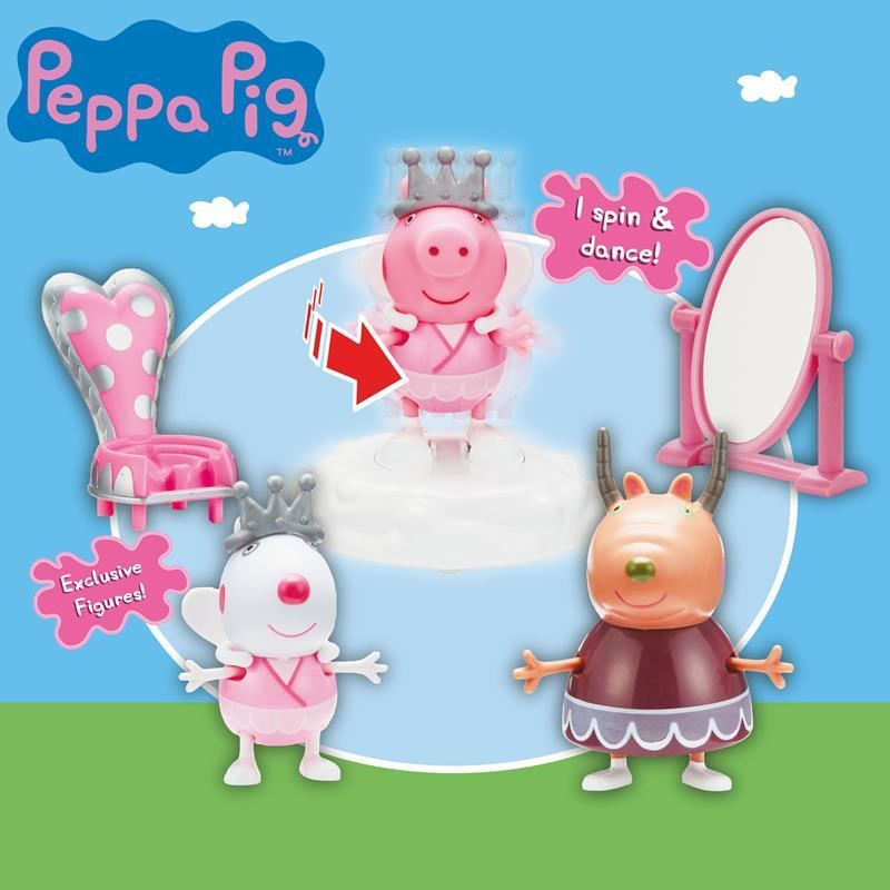 07350 Peppa Pig Beautiful Ballet set FPS (Copy)
