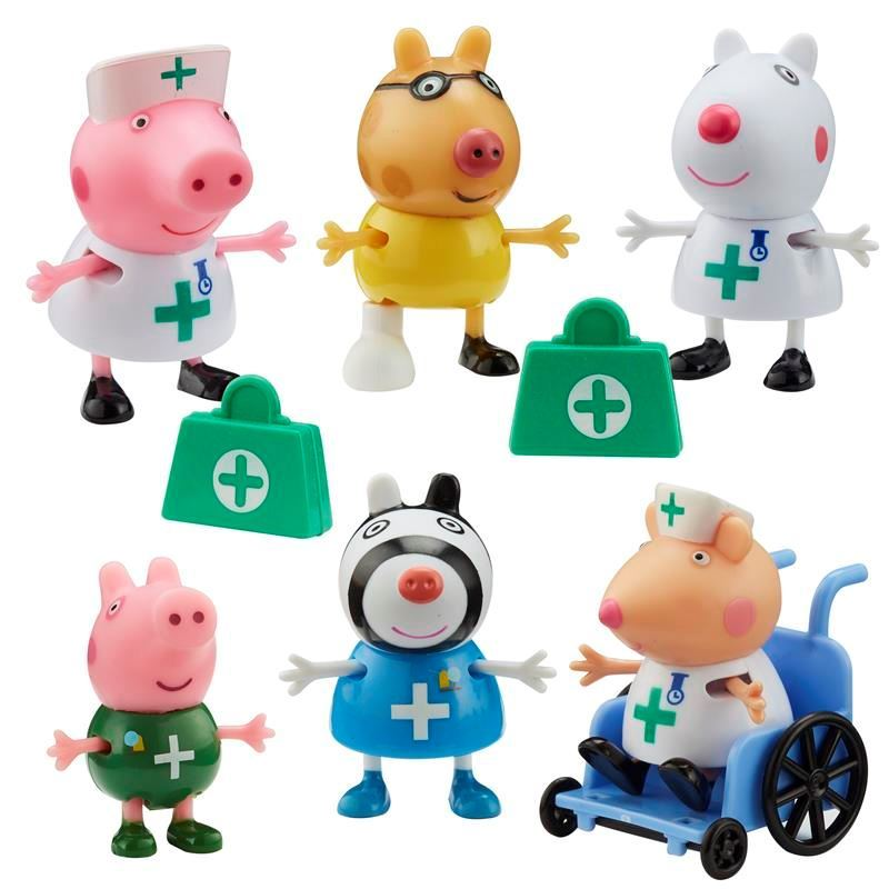 07360 PEPPA PIG DOCTOR AND NURSES CPS (Copy)
