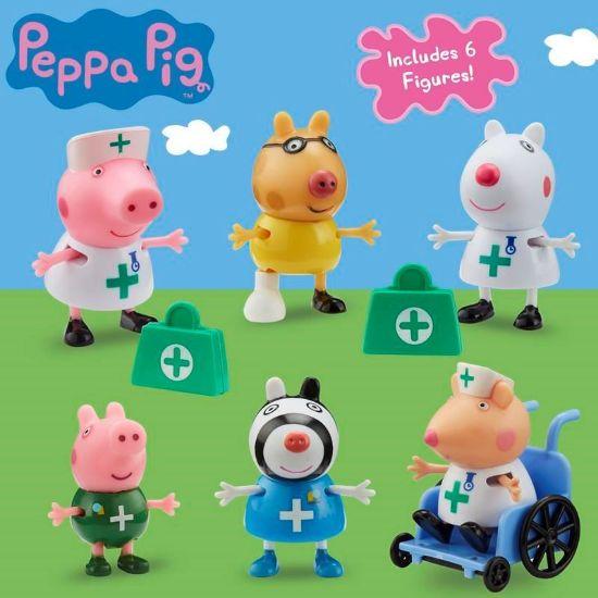 07360 PEPPA PIG DOCTOR AND NURSES FPS (Copy)