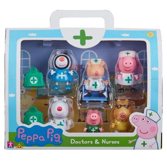 07360 PEPPA PIG DOCTOR AND NURSES FBS (Copy)