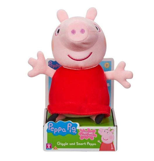 07355 GIGGLE AND SNORT PEPPA FBS (Copy)