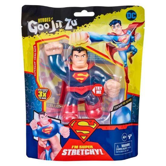 41118 HEROES OF GOO JIT ZU DC SUPERHEROES SUPERMAN FBS (Copy)