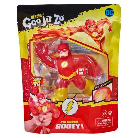 41118 HEROES OF GOO JIT ZU DC SUPERHEROES FLASH FBS (Copy)