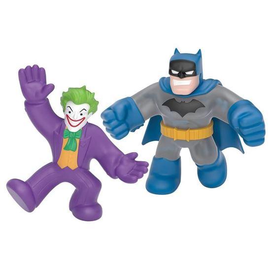 41184 HEROES OF GOO JIT ZU DC VERSUS PACK BATMAN VS JOKER CPS (Copy)