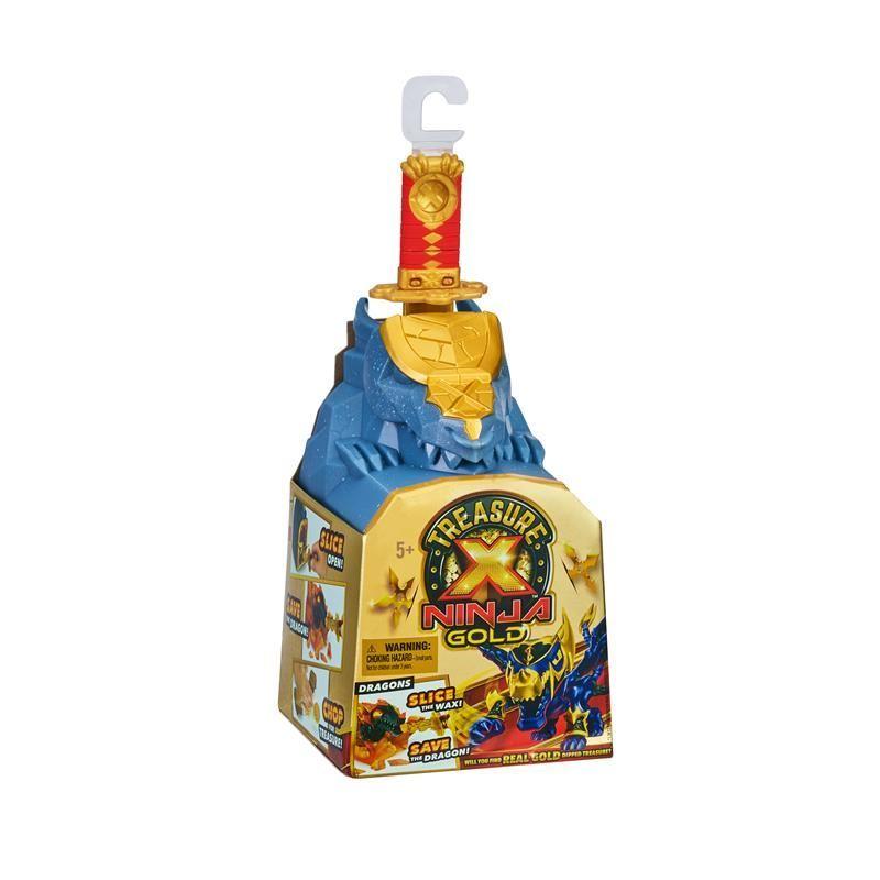 41616 Treasure X Ninja Gold Dragon Single Pack ABS3 (Copy)