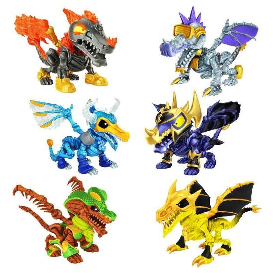 41616 Treasure X Ninja Gold Dragon Single Pack CPS (Copy)