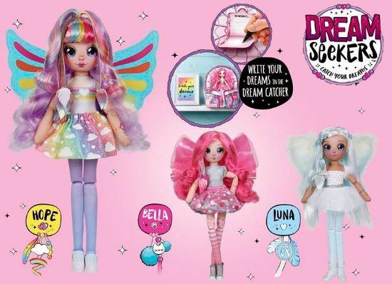 13828 Dream Seekers Doll FPS (Copy)